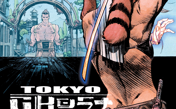 End of Tokyo Ghost – The Pull – 8-31-16